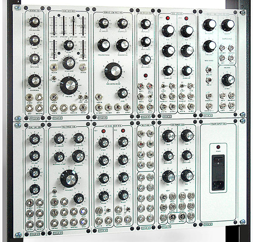 modcan synthesizers main page